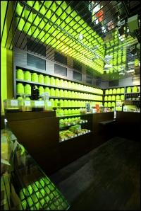 Tekoe shop, Bern